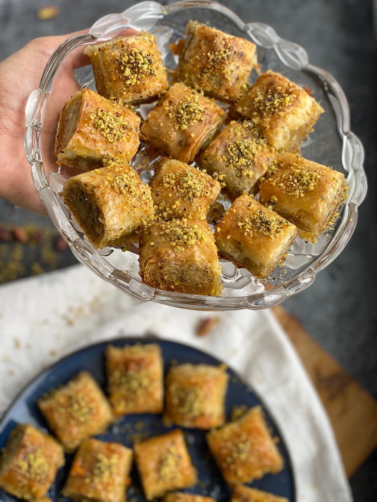 Orientalische Süßspeisen